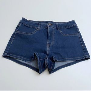 Wild Fable High Rise Jean Shorts Size 4